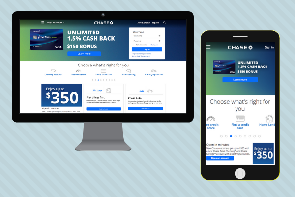 Site Study: Chase Bank