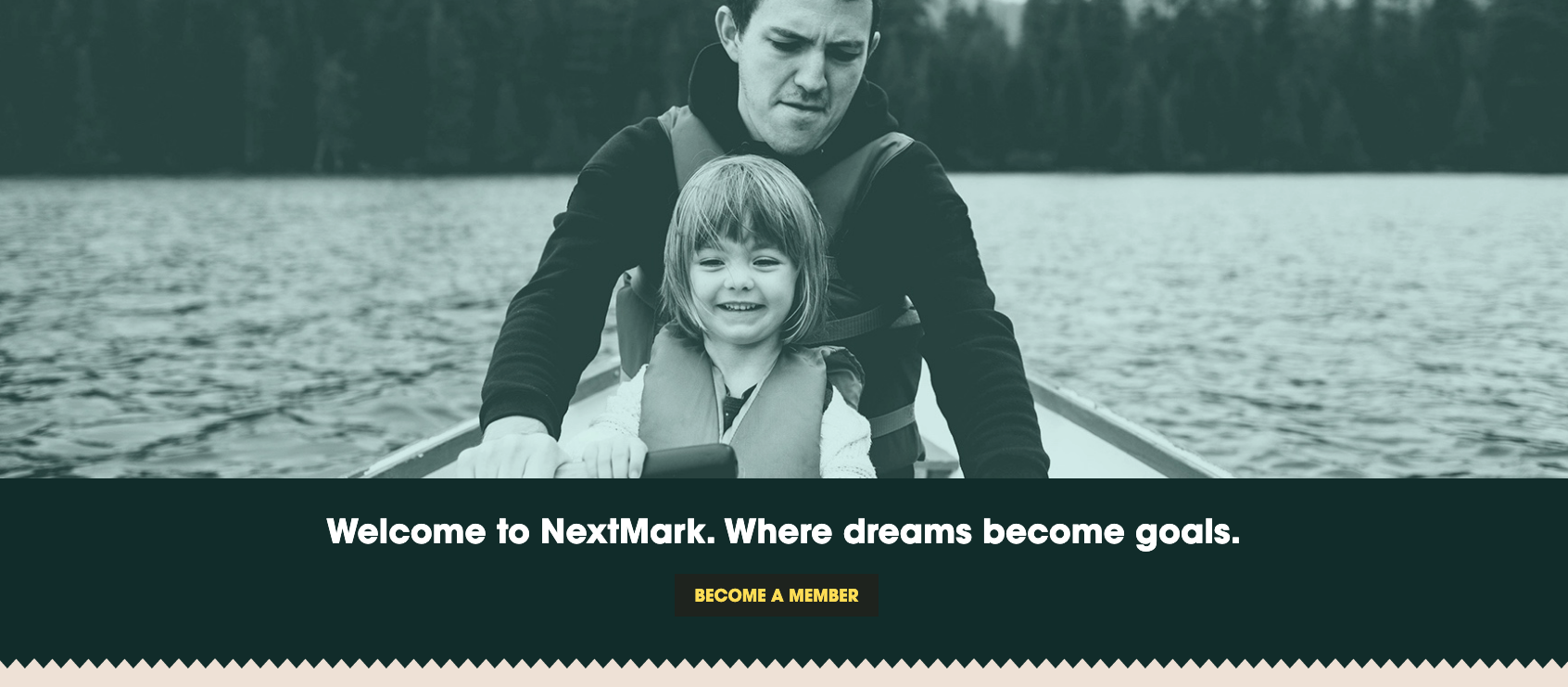 NextMark Credit Union Homepage
